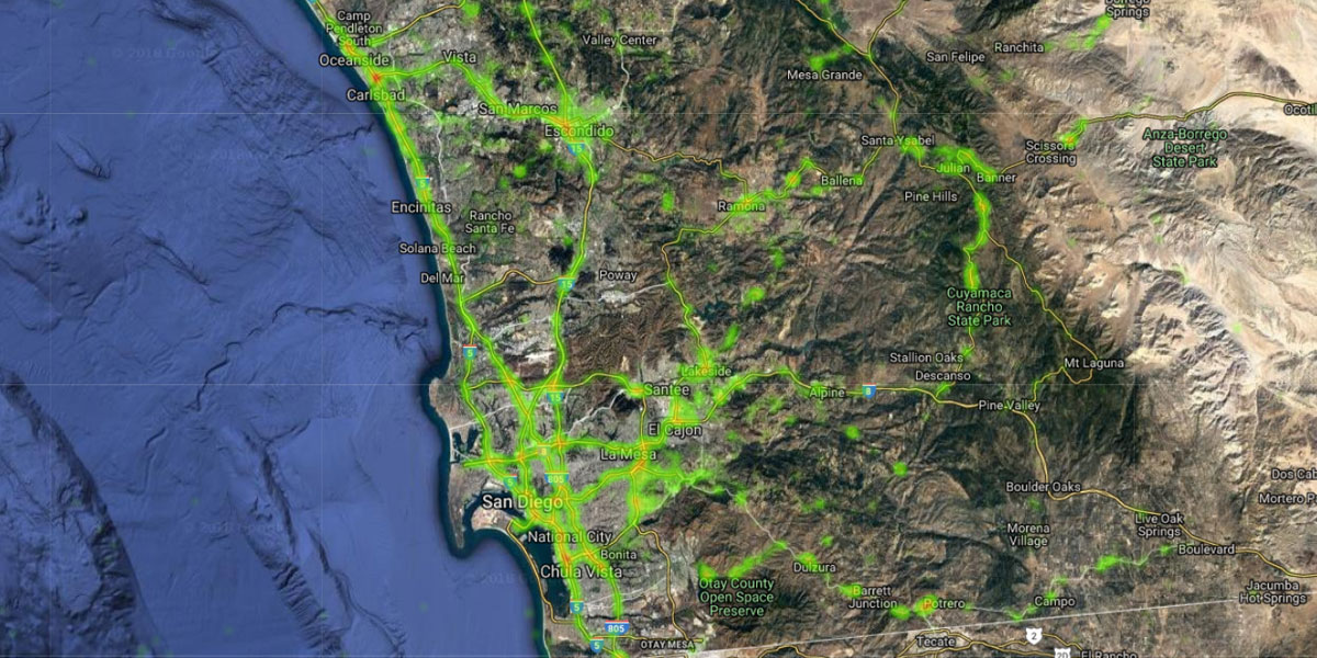 San Diego's Most Dangerous Roads for Motorcycle Riders?