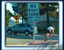 California bicycle accident law help