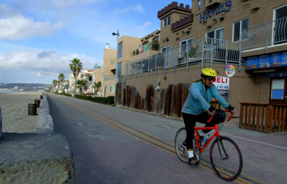 San Diego bicycle accident attorney - some of my favorite bike rides in the area