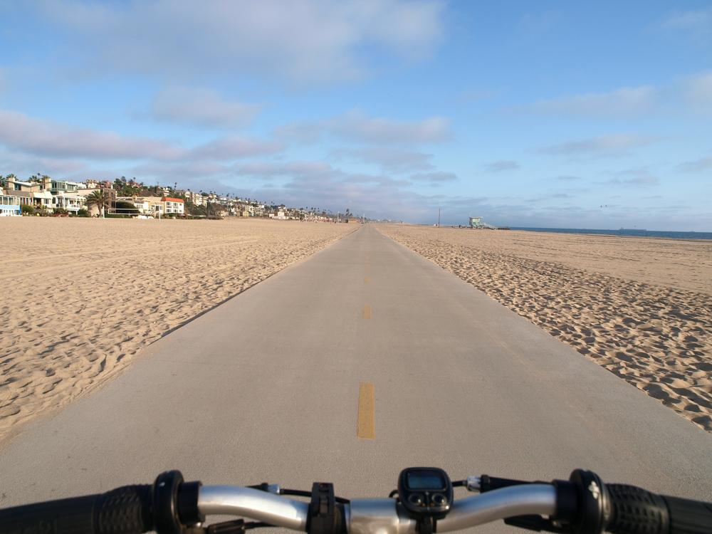 8 Bike Rides in LA Area